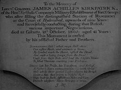 James Achilles Kirkpatrick James Achilles Kirkpatrick Wikipedia