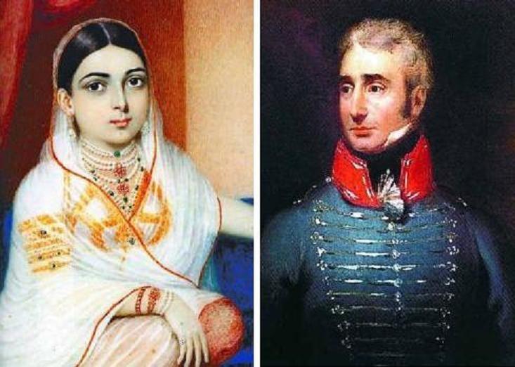 James Achilles Kirkpatrick Portraits of James Achilles Kirkpatrick 17641805 British