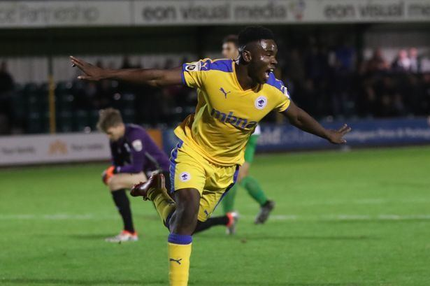 James Akintunde Heres whats happening with Chester FC striker James Akintundes