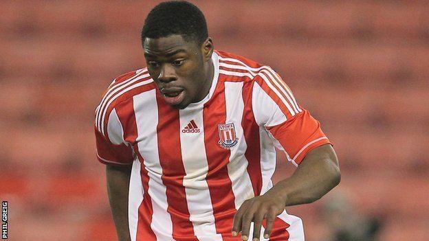 James Alabi BBC Sport Scunthorpe United James Alabi extends loan