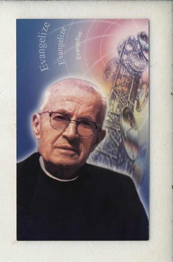 James Alberione Spiritual Prayer OurLadyImages Spiritual Prayer Website