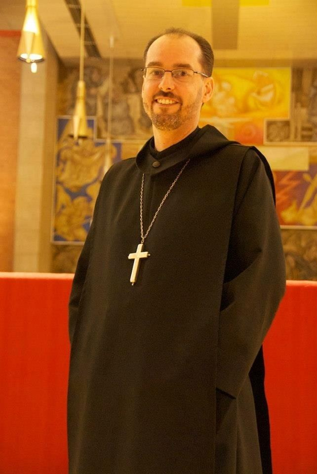 James Albers St Benedicts Abbey elects Father James Albers 9th abbot Communio