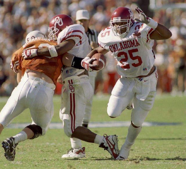James Allen (running back) Collected Wisdom James Allen former OU and NFL running back News OK