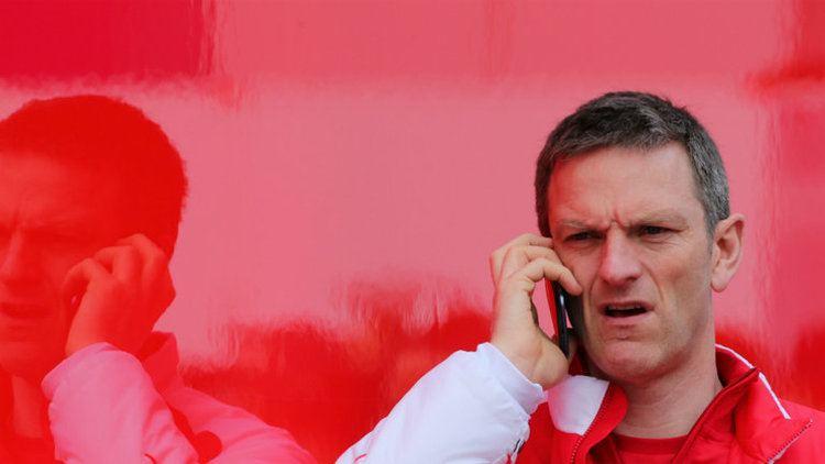 James Allison (motorsport) James Allison says underachieving Ferrari have been guilty