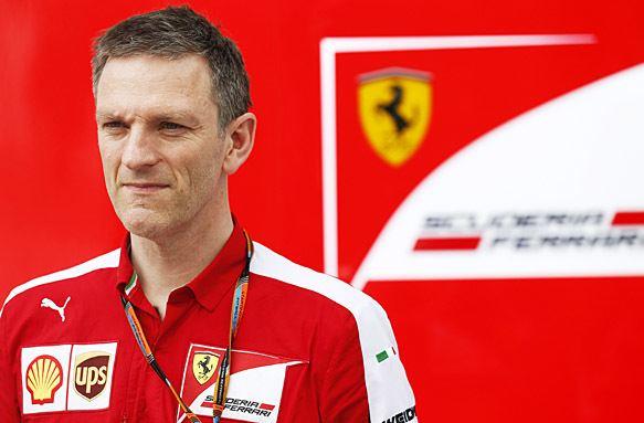 James Allison (motorsport) F1 Design culture is James Allison39s main influence on