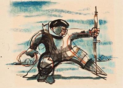 James Archibald Houston Artist of the momentJames Houston Diattaart Blog
