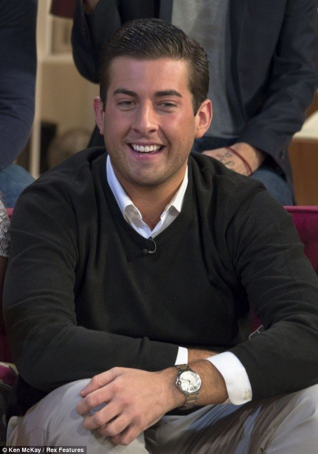 James Argent TOWIE James Argent showcases his slimmer frame Daily
