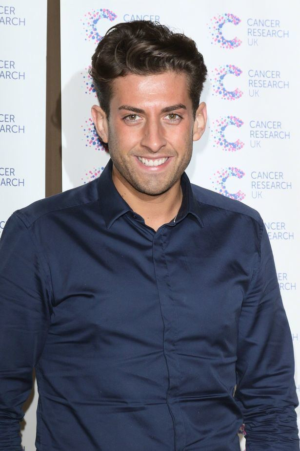 James Argent James 39Arg39 Argent felt too fat to be loved TOWIE star