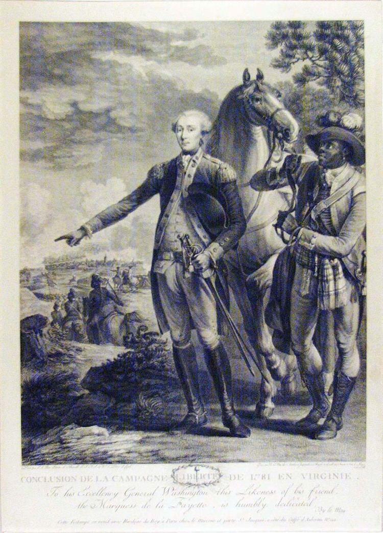 James Armistead Lafayette James Armistead Lafayette Hero and Spy HistoryTubeorg