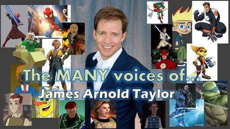 Image result for James Arnold Taylor