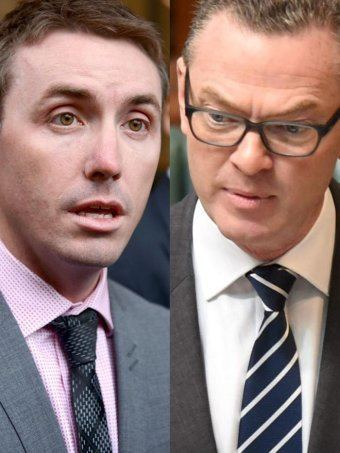 James Ashby James Ashby ExSlipper staffer claims Christopher Pyne offered him