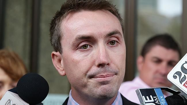 James Ashby James Ashby drops case against Peter Slipper Perth Now