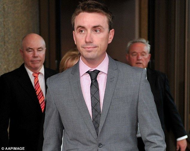 James Ashby James Ashby property searched for evidence 39relating to Peter