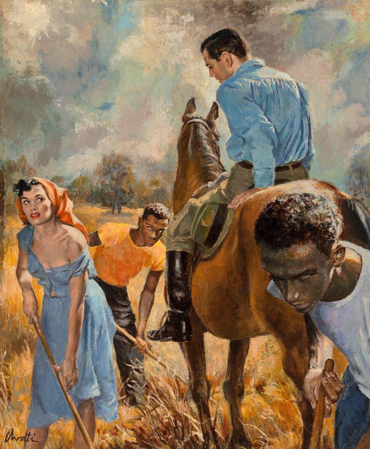 James Avati Browns Lair James Avati James Avati 1950 Love Knows No