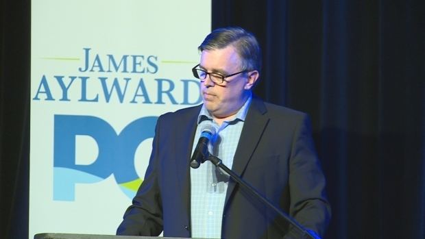 James Aylward (politician) Then there were 3 James Aylward joins race for PEI PC leadership