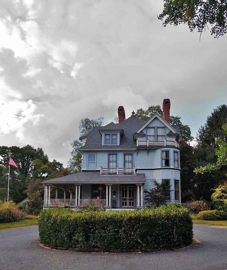 James B. Baker House