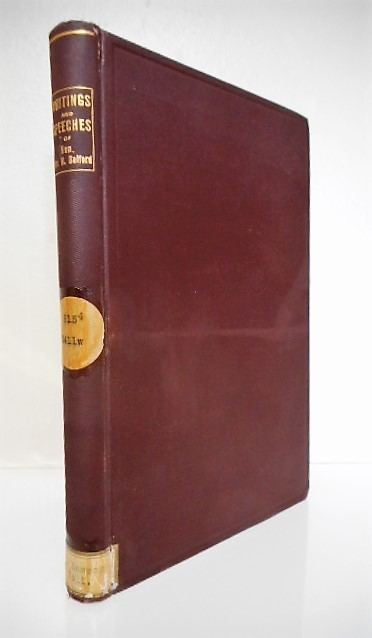 James B. Belford The Writings and Speeches of Hon James B Belford Inscribed from
