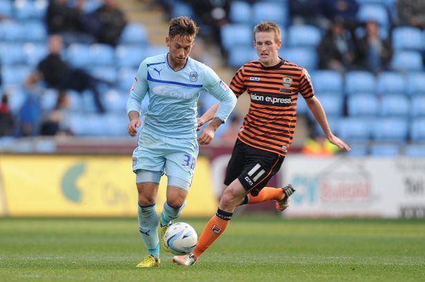 James Bailey (footballer) Wednesday39s League One gossip Former Sky Blues midfielder