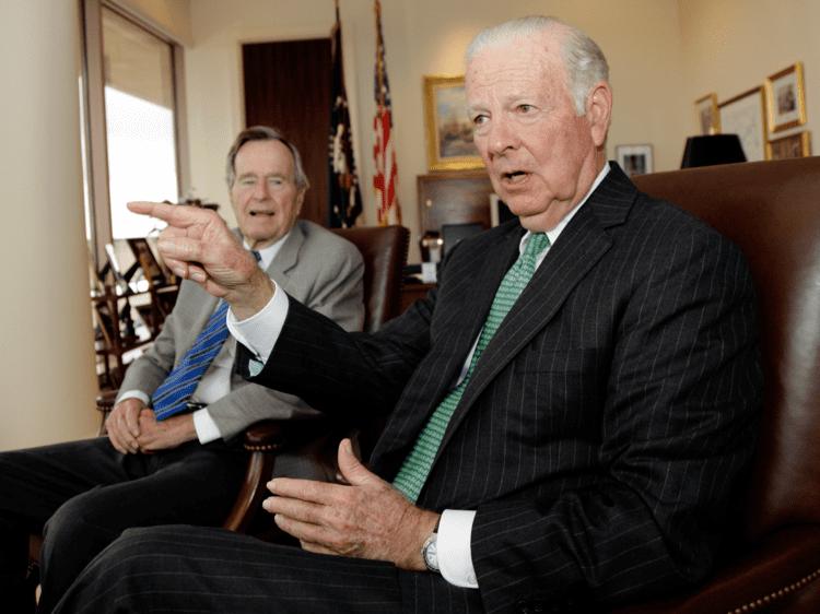 James Baker (Canadian politician) James Baker slams Donald Trump Business Insider