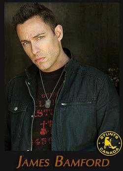 James Bamford (stunt coordinator) James Bamford STUNTS CANADA