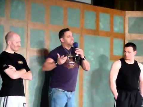 James Bamford (stunt coordinator) James Bamford39s Jason Momoa Stargate Atlantis Story YouTube