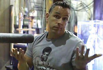 James Bamford (stunt coordinator) On the Set Arrow39s Stunt Coordinator Teaches Us How to