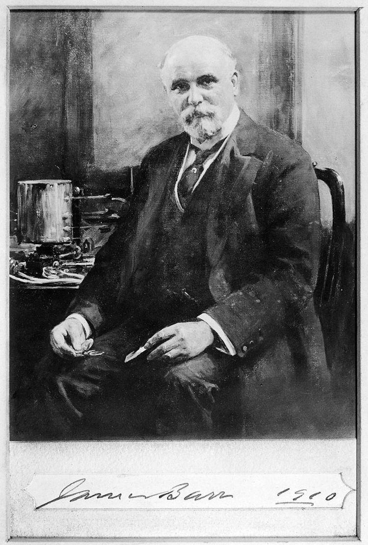 James Barr (physician)