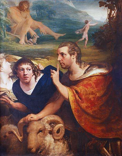 James Barry (painter) Crawford Art Gallery Cork City Ireland 18th Centurry
