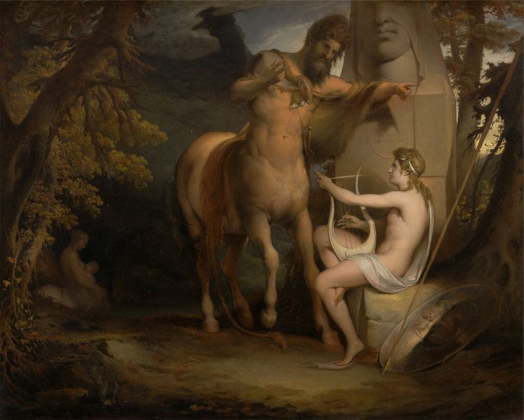 James Barry (painter) FileJames Barry The Education of Achilles Google Art