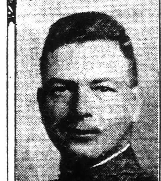 James Basevi Ord James Basevi Ord 1892 1938 Genealogy