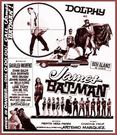 James Batman JAMES BATMAN DVD 1966 Movie BEST VERSION AVAILABLE
