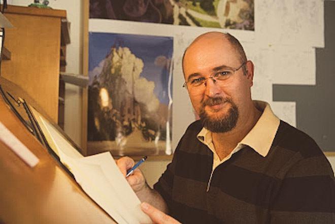 James Baxter (animator) James Baxter Art of the Title