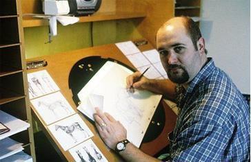 James Baxter (animator) 27 James Baxter 50mostinfluentialdisneyanimators