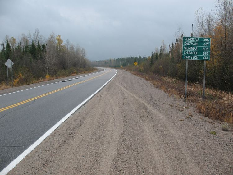 James Bay Road httpsuploadwikimediaorgwikipediacommons22