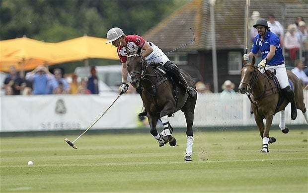 James Beim No bullying from James Beim as new England polo captain oversees