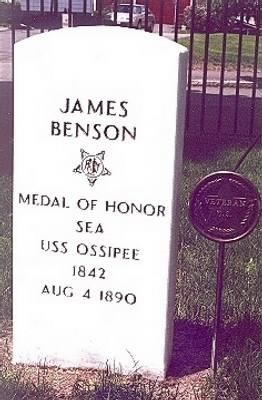 James Benson (Medal of Honor) Seaman James Benson Navy person pictures and information Fold3com
