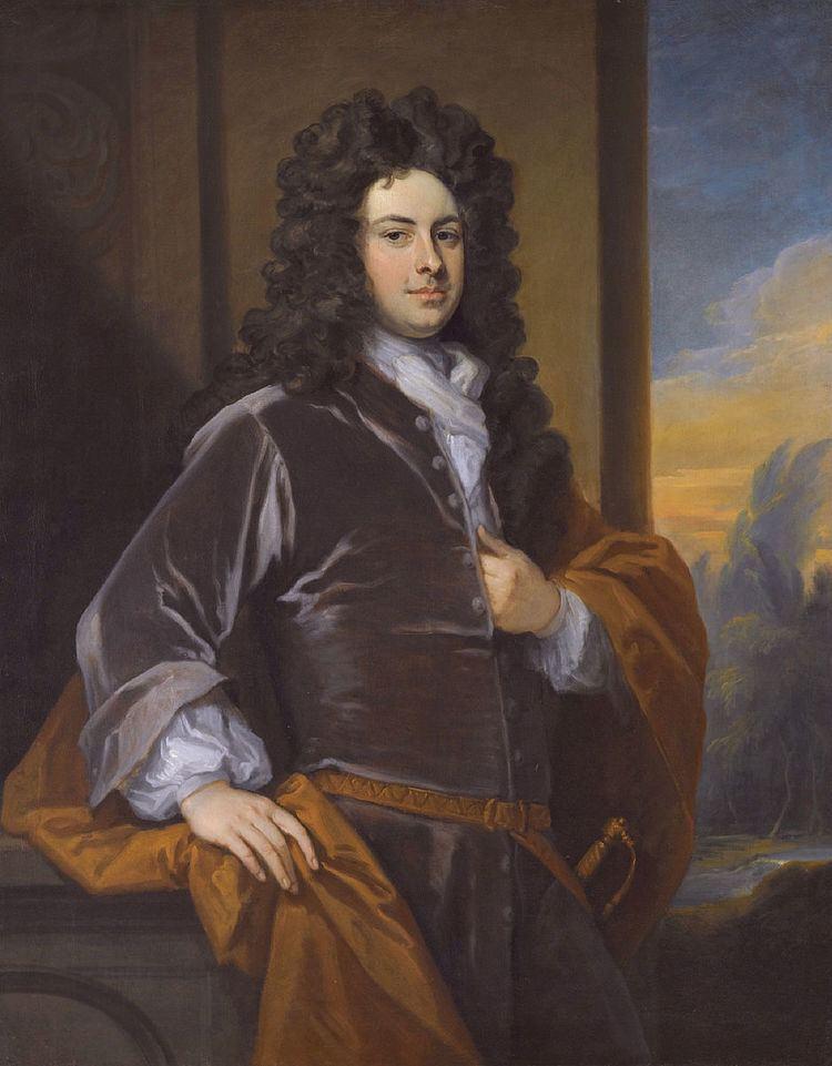 James Bertie, 1st Earl of Abingdon