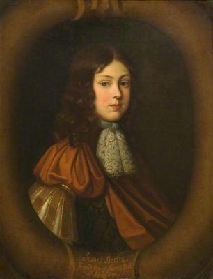 James Bertie, 1st Earl of Abingdon James Bertie 1st Earl of Abingdon by Peter Lely 2