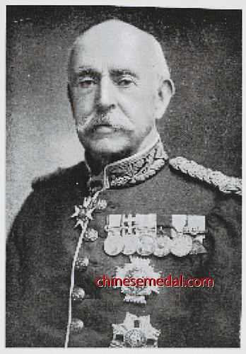 James Bevan Edwards Lieutenant General Sir James Bevan Edwards KCB KCMG 1835 1922