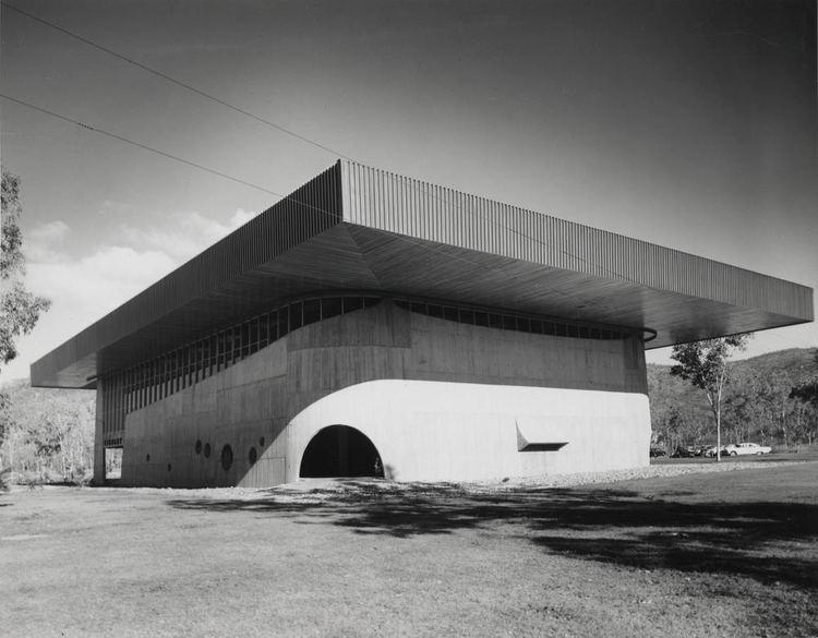 James Birrell James Birrell in Hot Modernism John Oxley Library