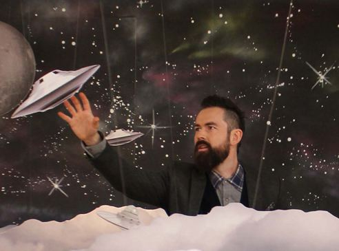 James Black (guitarist) QampA Finger Eleven39s James Black Embarks on a Space