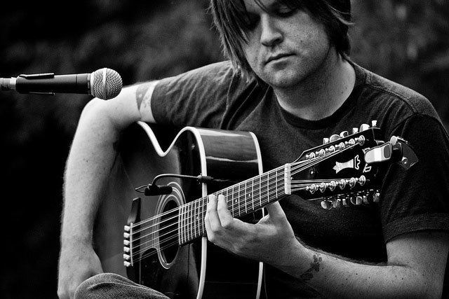 James Blackshaw Artist to Watch James Blackshaw Guild Guitars