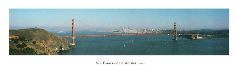 James Blakeway San Francisco California Series 3 by James Blakeway Classic Prints
