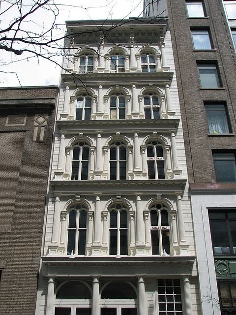 James Bogardus 17 best James Bogardus cast iron buildings 1850s NYC images on