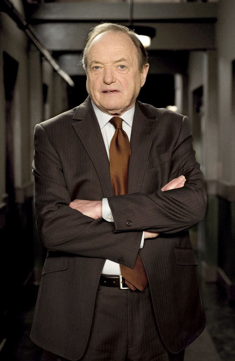 James Bolam New Tricks star James Bolam opens up News New