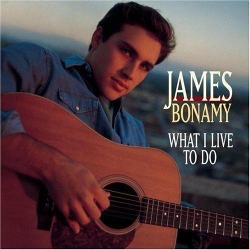 James Bonamy James Bonamy What I Live to Do Amazoncom Music