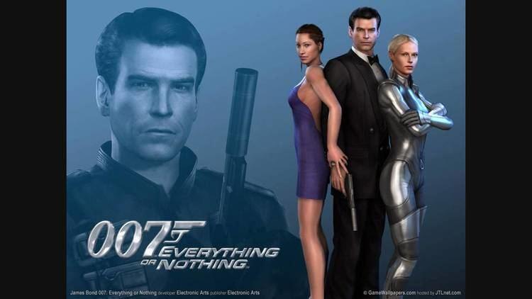 James Bond 007: Everything or Nothing James Bond 007 Everything Or Nothing OST James Bond Theme YouTube