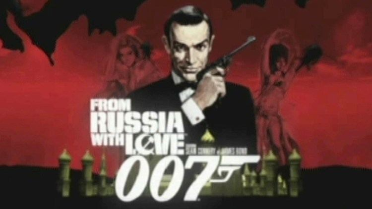 James Bond 007: From Russia with Love CGR Undertow JAMES BOND 007 FROM RUSSIA WITH LOVE review for