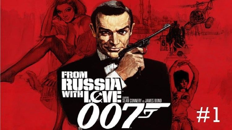 James Bond 007: From Russia with Love Let39s Play 007 From Russia With Love PS2 Part 1 The Name39s Bond