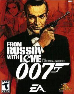 James Bond 007: From Russia with Love httpsuploadwikimediaorgwikipediaen330Fro